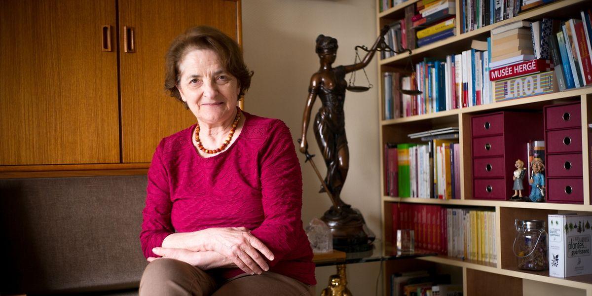 Für Marie-Paule Theisen war stets klar: Sie wollte mir ihrer Pensionierung etwas anfangen.