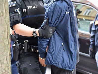 La police a arrêté six nouveaux dealers en cinq jours.