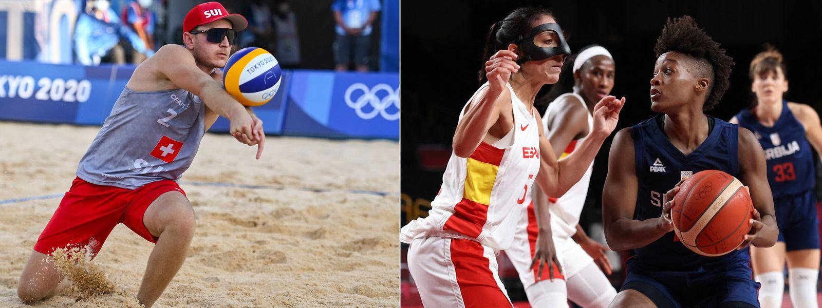 Mirco Gerson und Yvonne Anderson sind in Tokio erstmals bei den Olympischen Spielen dabei.