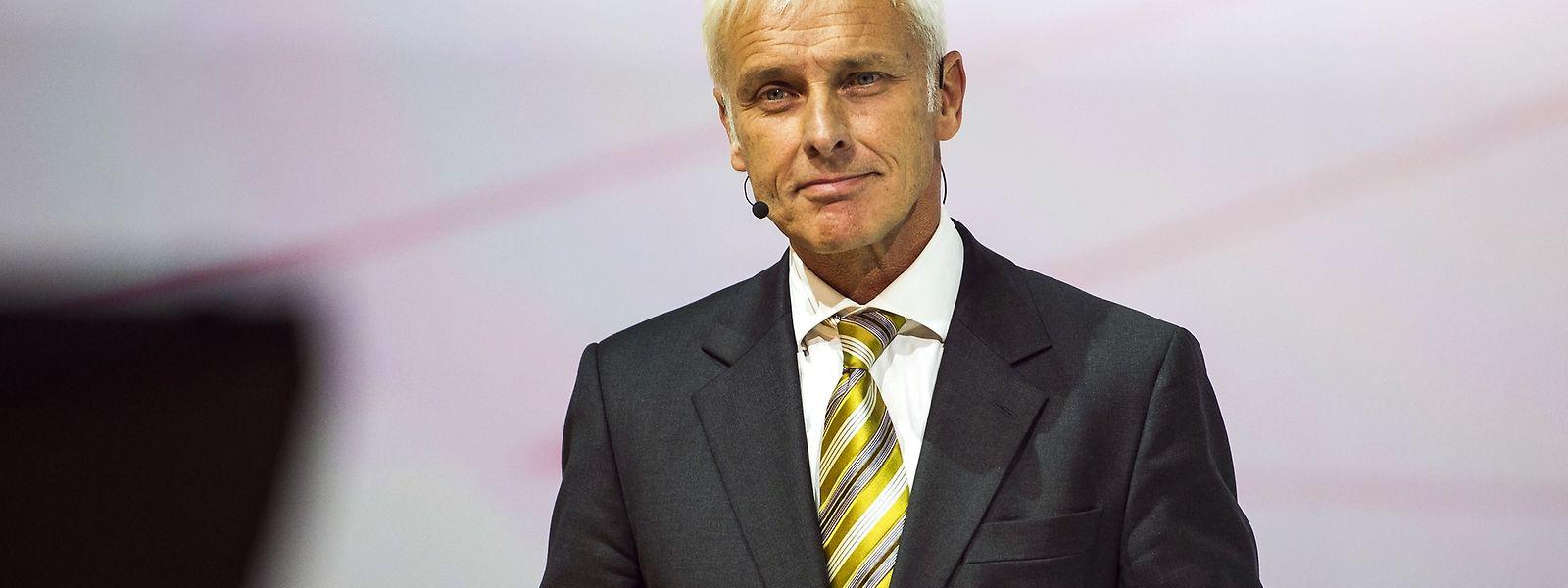 Der 62-jährige Müller leitet künftig den weltgrößten Autobauer.
