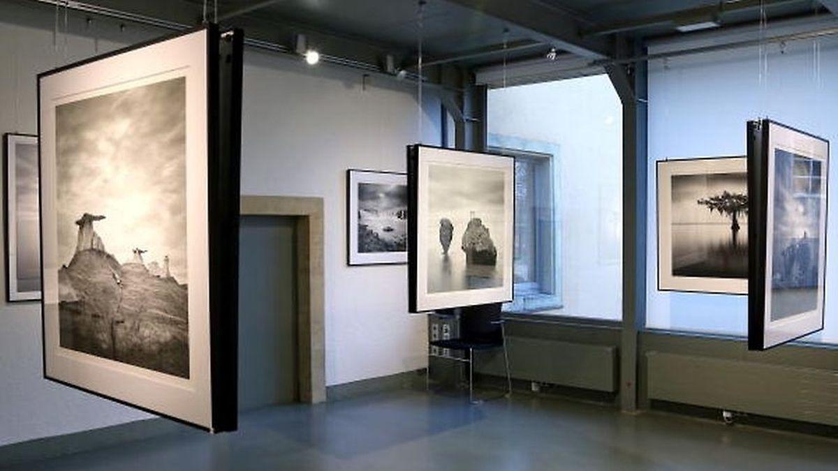 Grébille's photography is on exhibit at Moulin de Beckerich until December 17 (Carlo Nilles)