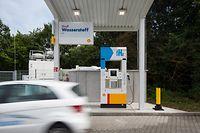 In der Region gibt es derzeit kaum Wasserstofftankstellen. Mit dem Neubau in Saarbrücken wird sich das nun ändern.