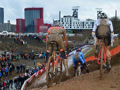 Die technisch anspruchsvolle Strecke stellte die Fahrer vor eine echte Herausforderung.