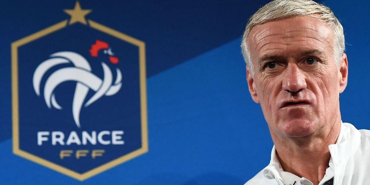 Didier Deschamps parti pour rester. C'était le voeu le plus cher du président de la FFF.