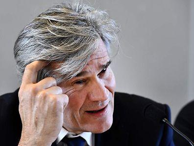Le ministre français de l'Agriculture Stéphane Le Foll.