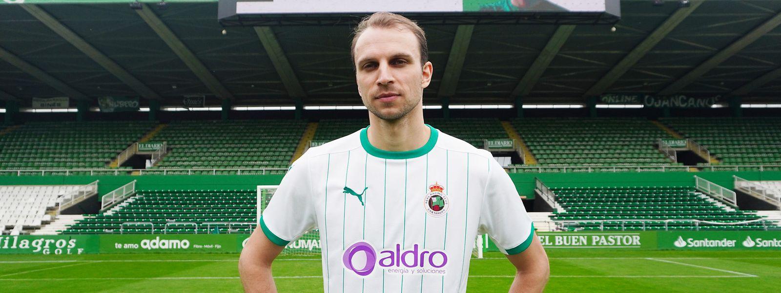 Lars Gerson wird in Spanien offenbar nicht glücklich.