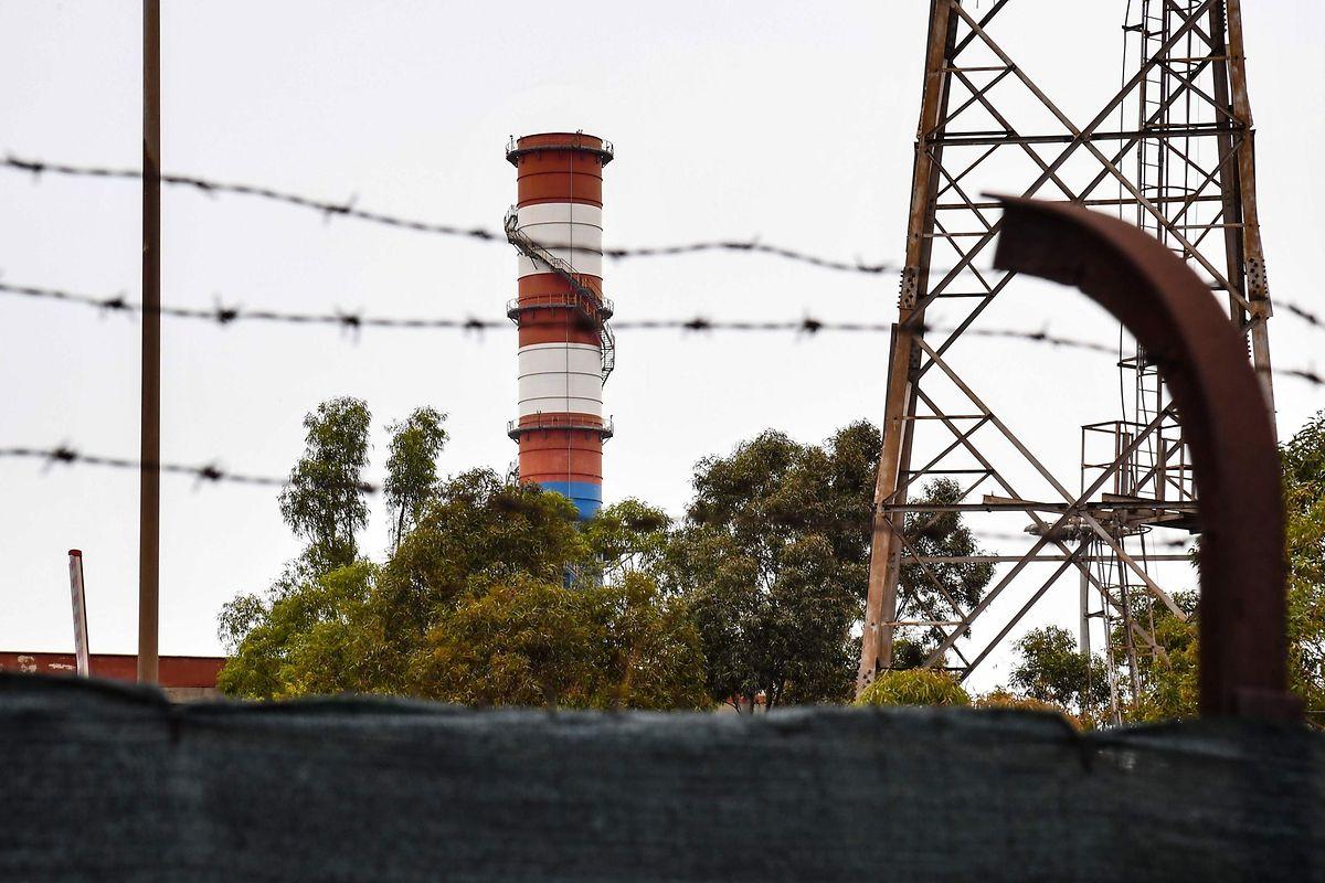 Das Stahlwerk in Tarent steht seit Jahren wegen mutmaßlicher Gesundheitsgefahren in der Kritik.