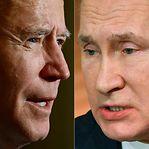 Chamada entre Biden e Putin devolve Estados Unidos a acordo de contenção nuclear