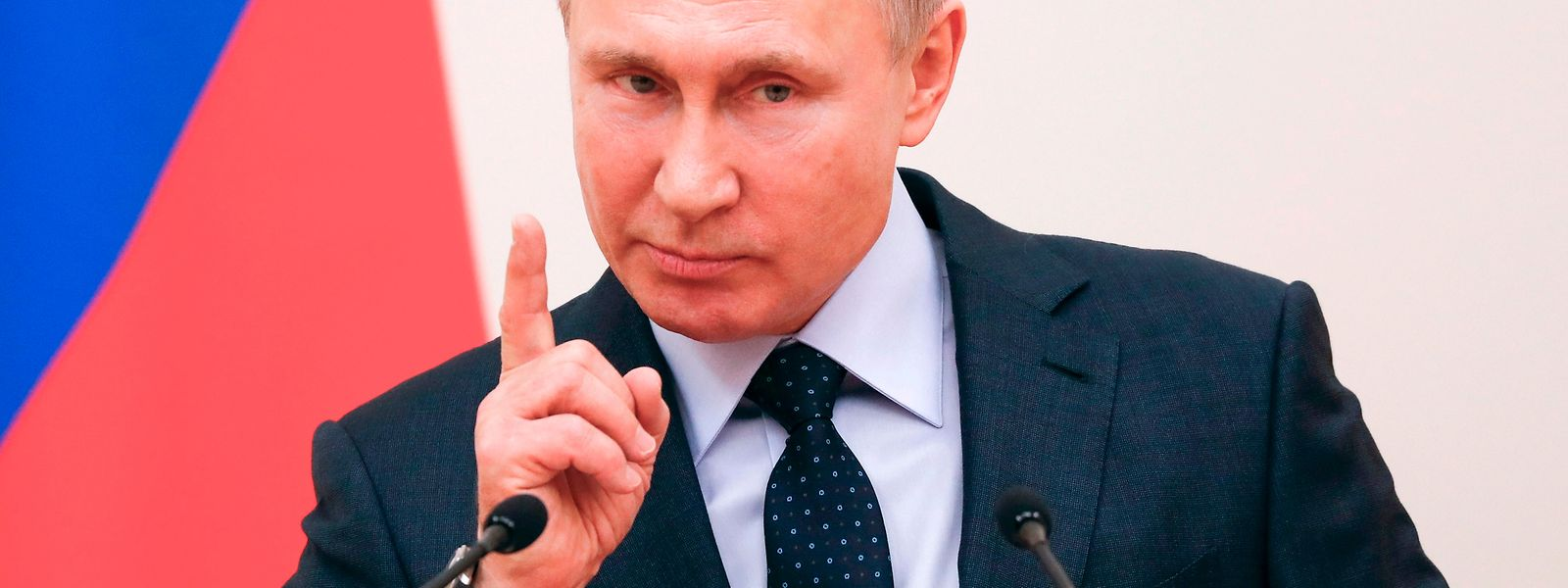 Vladimir Putin ist der Meinung, dass Russland nicht für einzelne Dopingfälle bestraft werden kann.