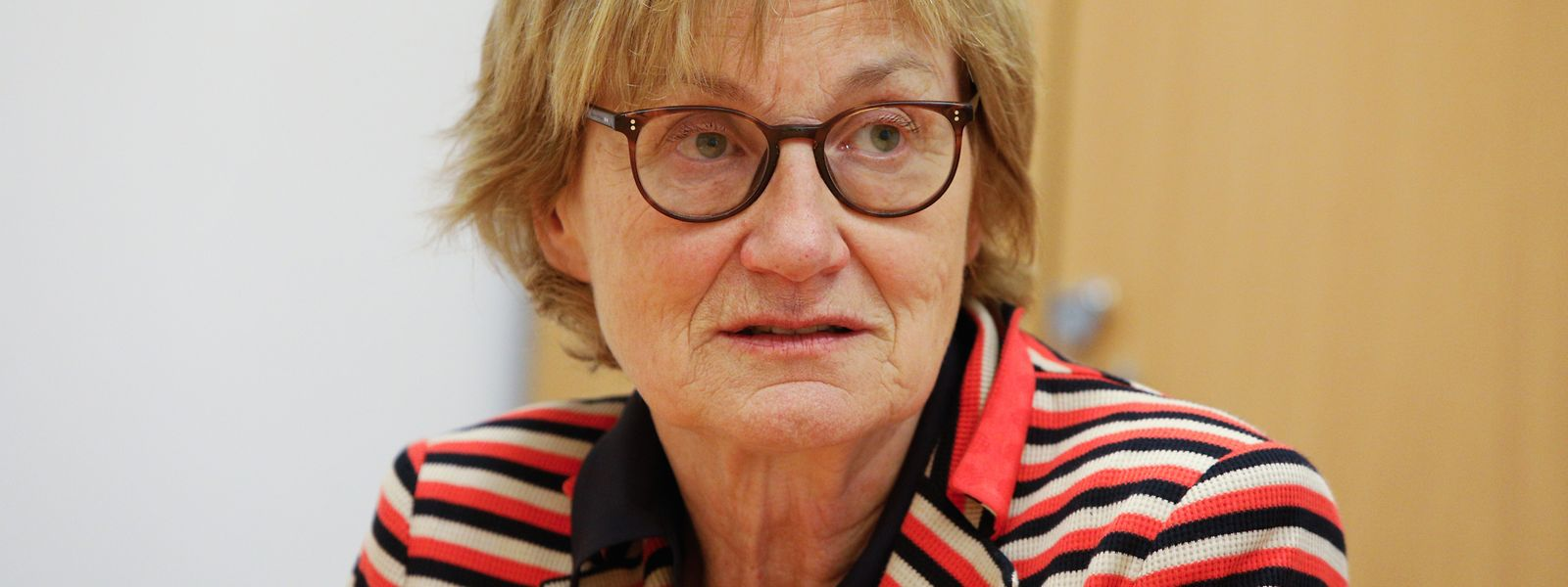 Mady Delvaux studiert – wie viele andere Luxemburger – an der Freien Universität Brüssel (ULB)