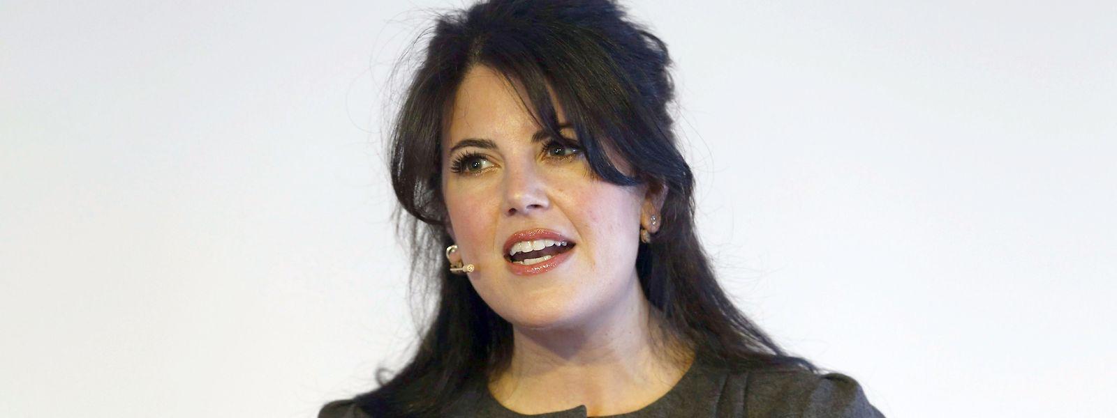 Monica Lewinsky war wegen einer Affäre mit US-Präsident Bill Clinton jahrelang in den Schlagzeilen.
