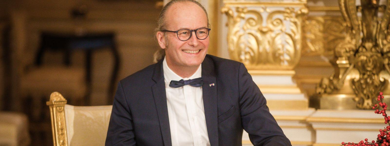Grüne Handschrift: Claude Turmes soll die Energiewende in Luxemburg herbeiführen.
