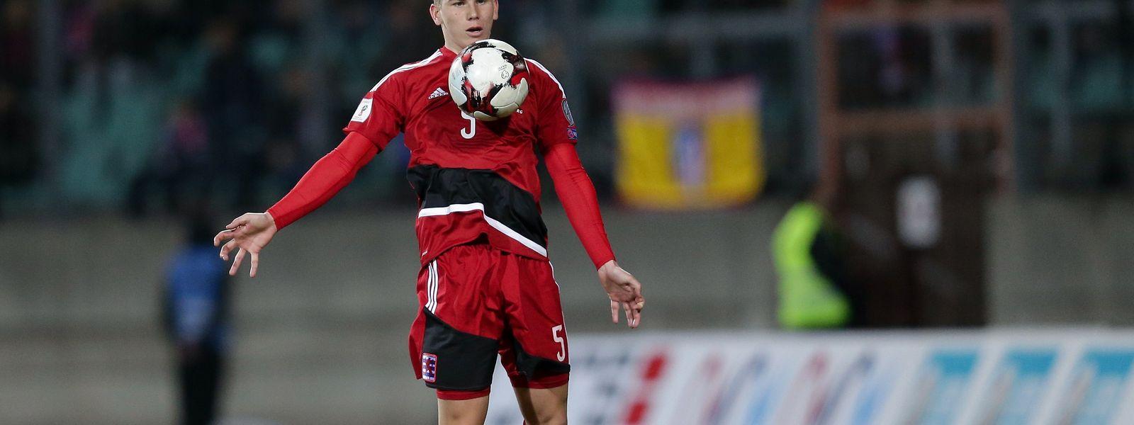 """Florian Bohnert: """"Bis auf die Duelle mit Nigeria und den Kapverden habe ich starke Leistungen gezeigt."""""""