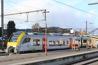 une nouvelle mobilisation en faveur du Park & Ride de Viville et du départ direct des trains, de cette gare, vers le Luxembourg. Lundi, Ecolo a organisé une opération symbolique en gare de Viville.