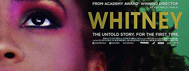 Poster Film Whitney Documentary