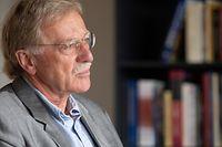 Wirtschaft, Interview mit Yves Mersch, Foto: Chris Karaba/Luxemburger Wort