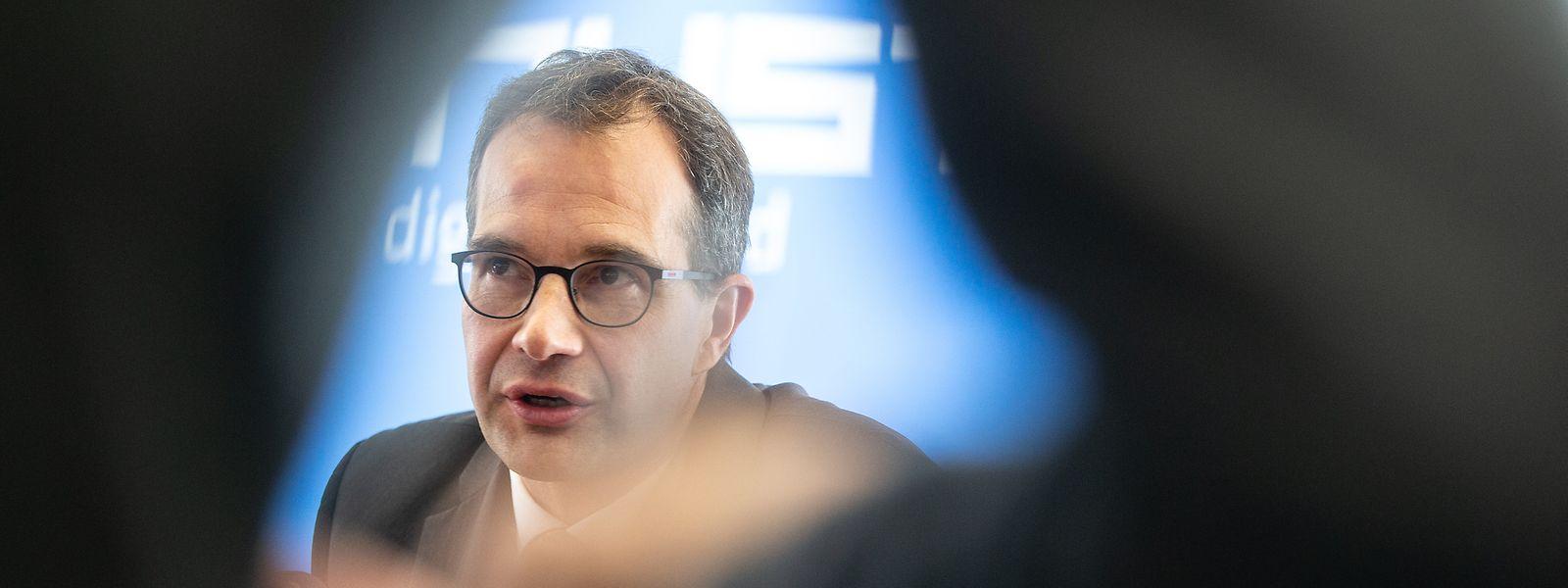 Pascal Rogiest a unifié les intérêts de LuxTrust au fournisseur belge Itsme.