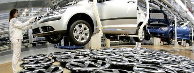 Auch in Luxemburg sind an Zehntausenden Fahrzeugen Nachbesserungen nötig.