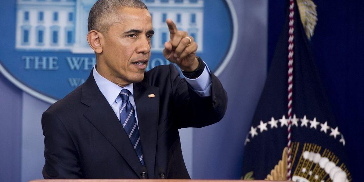 """US-Präsident Barack Obama hat wenig Zweifel: """"Ich lasse Sie selbst Ihr Urteil darüber bilden, ob es hochrangige russische Offizielle gibt, die auf eigene Faust handeln und beschließen, den US-Wahlprozess zu beeinflussen, ohne dass Wladimir Putin davon weiß."""""""