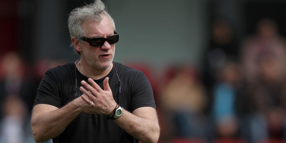 Pascal Lebrun hat als Interimstrainer beim FC Wiltz eine schwere Aufgabe vor sich.