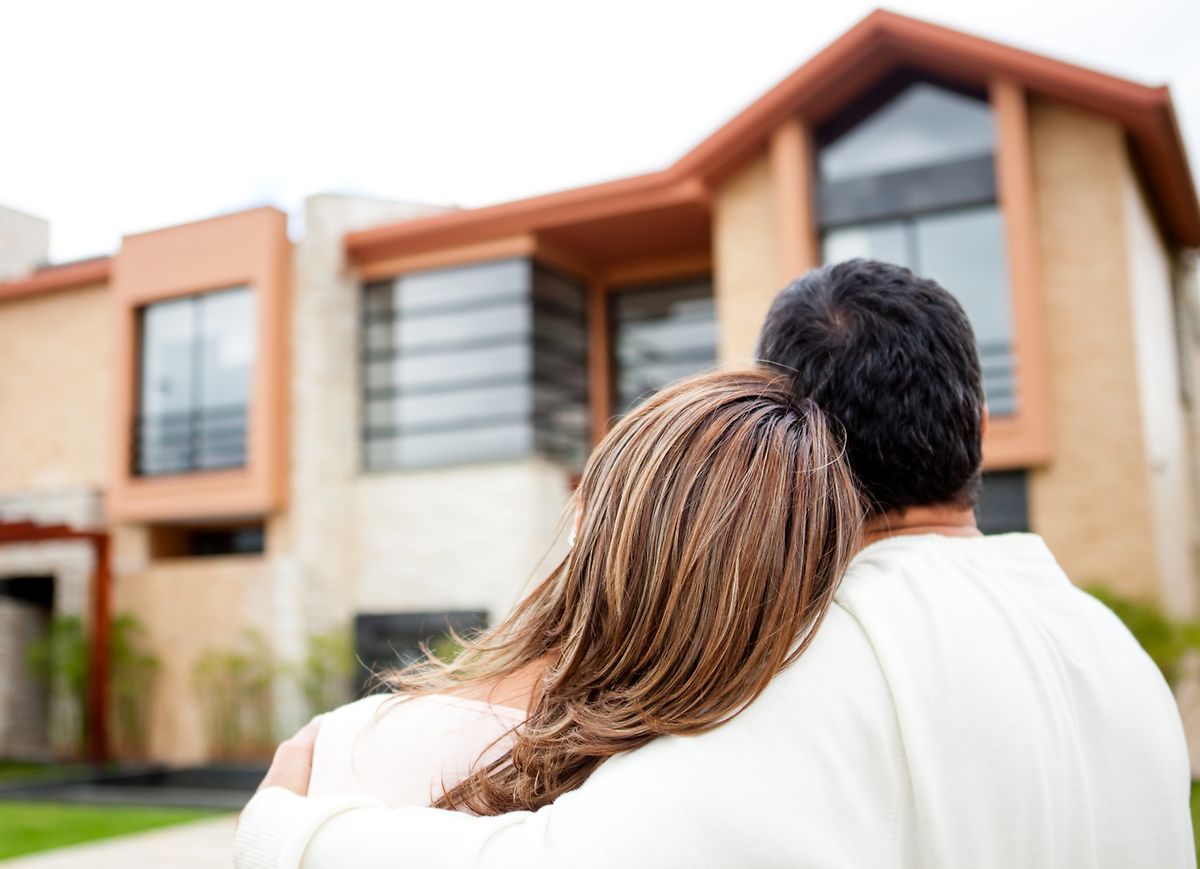 Property prices are high, although you can apply for social housing projects if you don't own a property in Luxembourg or anywhere else Photo: Shutterstock