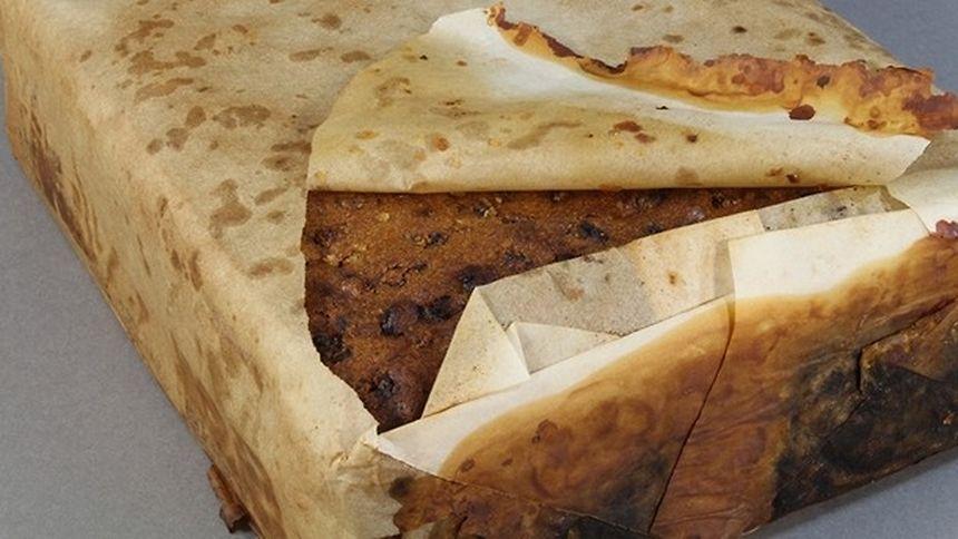 Jahre alter Früchtekuchen in antarktischer Hütte entdeckt