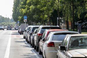 12.6.Esch/ Alzette / Quartier Lallingen / geplantes Parking Residentiel  Foto: Guy Jallay