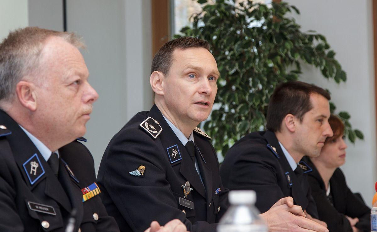 Donat Donven, beigeordneter Generaldirektor der Polizei: Wachstum führt zu mehr Anonymität und Rücksichtslosigkeit.