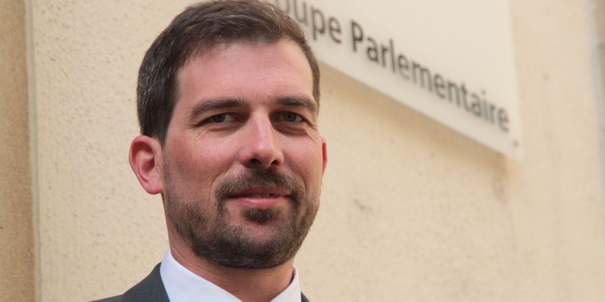 Trotz schlechter Umfragewerte ist LSAP-Generalsekretär Yves Cruchten optmistisch, dass seine Partei das Ruder rumreißen wird.