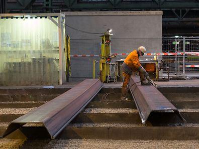 Au Luxembourg, ArcelorMittal avait annoncé le mois dernier 35 millins d'euros d'investissement à Differdange.
