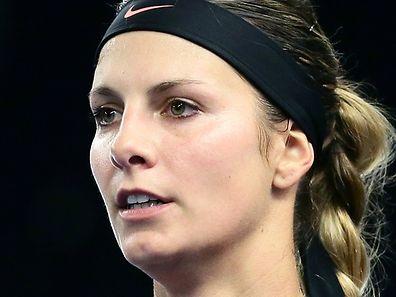 Mandy Minella fällt für wenigstens zwei Turniere aus.