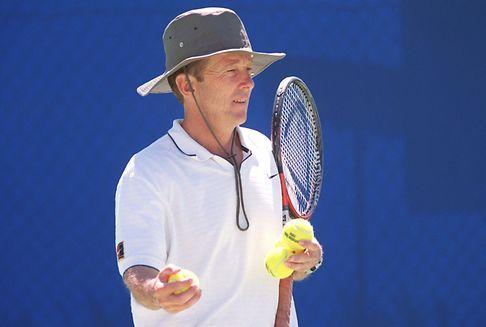 Tennis-Startrainer Bob Brett ist tot