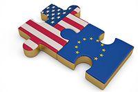 Das Verhältnis zwischen den USA und der EU ist belastet.
