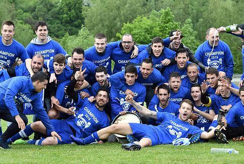 Dernière journée en Division 2: Medernach retrouve la division 1 après 27 ans