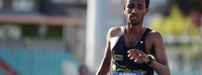 Yonas Kinde geht in Rio de Janeiro an den Start des olympischen Marathons.