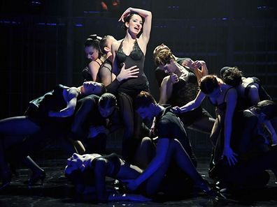 """A veritable institution in New York, """"Chicago"""" is a gripping tale on the perils of show business, combining song and dance."""