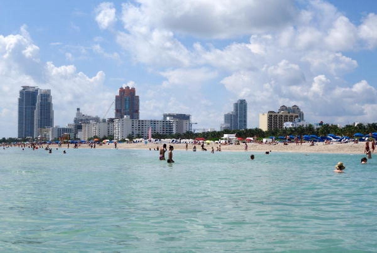 Nicht nur in Miami könnte der steigende Meeresspiegel zum Problem werden.