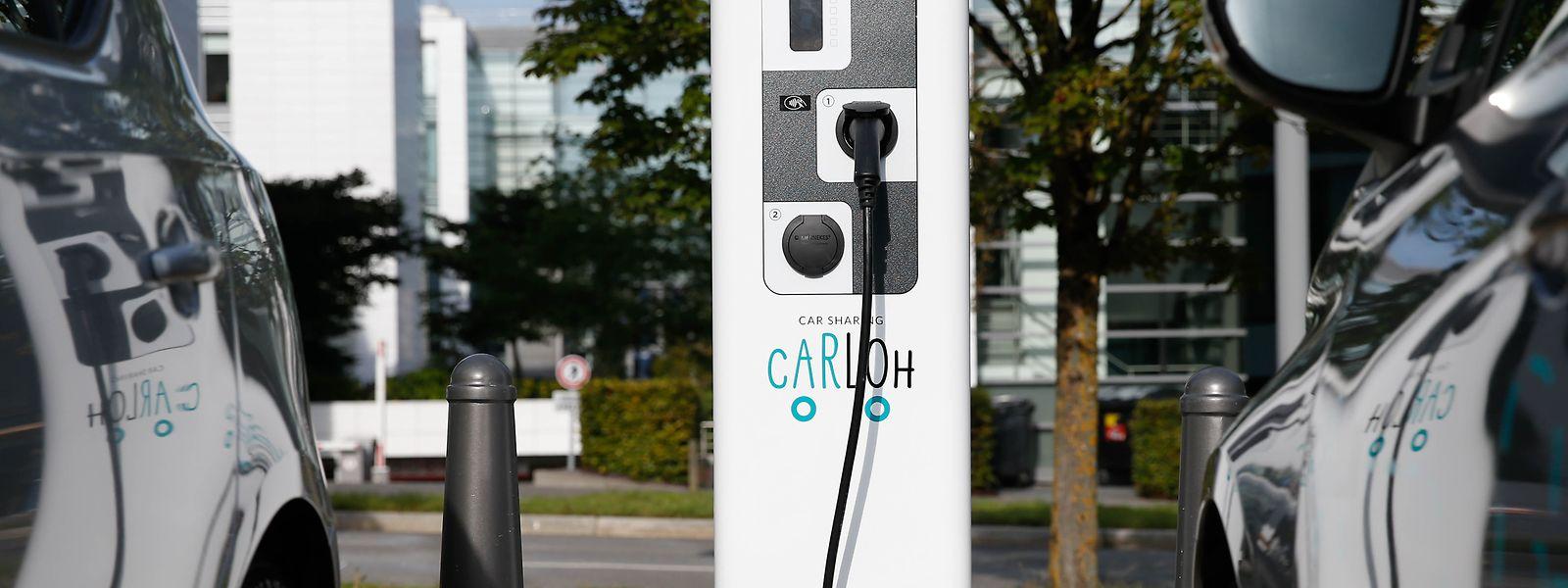 Um die Energiewende zu schaffen, empfiehlt die Handwerkskammer die Subventionierung von Ladestationen für Elektroautos in den Unternehmen.