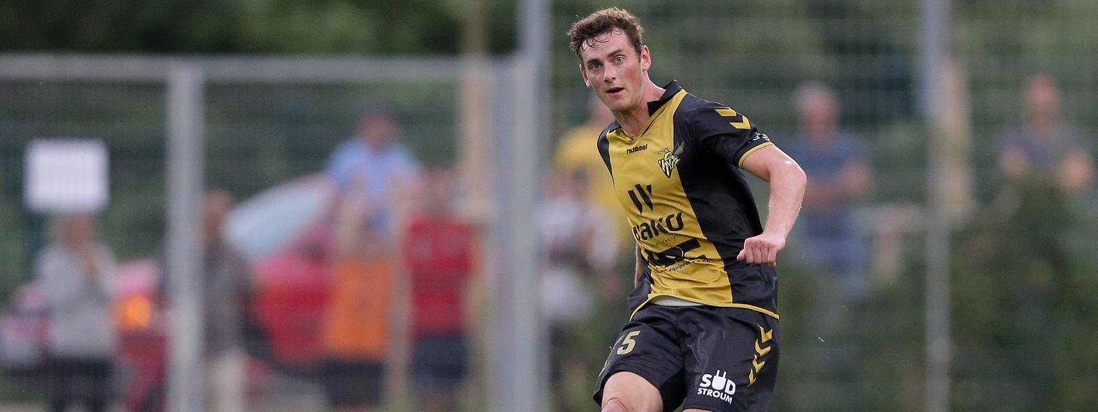 Ben Vogel et le Progrès affronteront Midtjylland au tour suivant. A condition d'éliminer les Rangers.