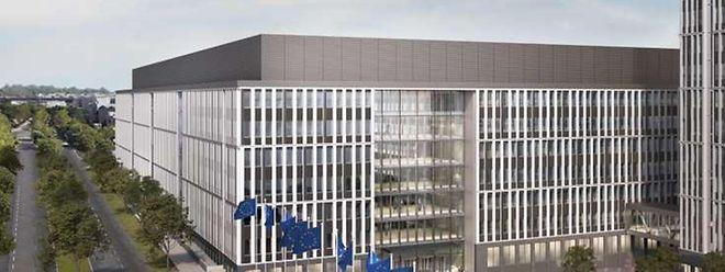 Le nouveau bâtiment comprendra un immeuble de six étages, avec quatre niveaux de sous-sol dédiés au stationnement.