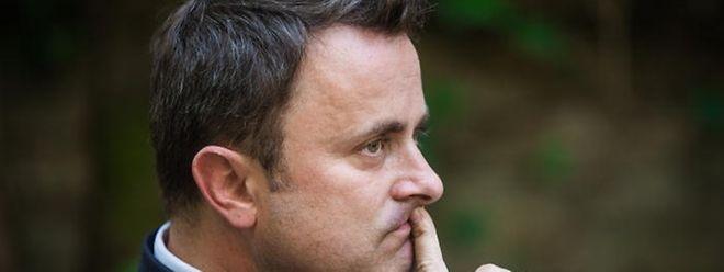 Xavier Bettel will den Verwaltungsrat der RTL Group mit der Affäre Lunghi befassen.