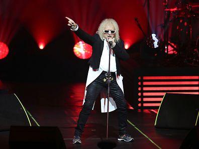 Le chanteur Michel Polnareff souffre d'une insuffisance respiratoire,  mais «les nouvelles sont encourageantes»..