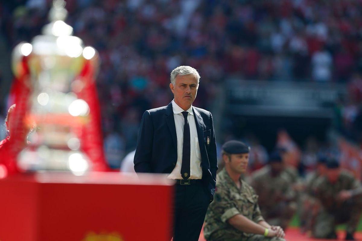 En remportant la FA Community Shield contre Leicester (2-1), le MU version Mourinho a décroché son premier titre de la saison.