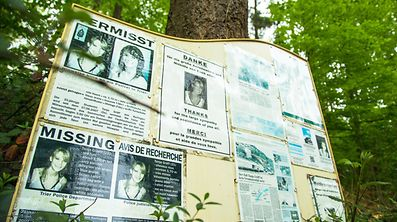 Tanja Gräff wurde eit 2007 vermisst, ihre Leiche wurde 2015 gefunden.