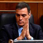 Espanha. Sánchez anuncia sexta-feira se haverá eleições antecipadas