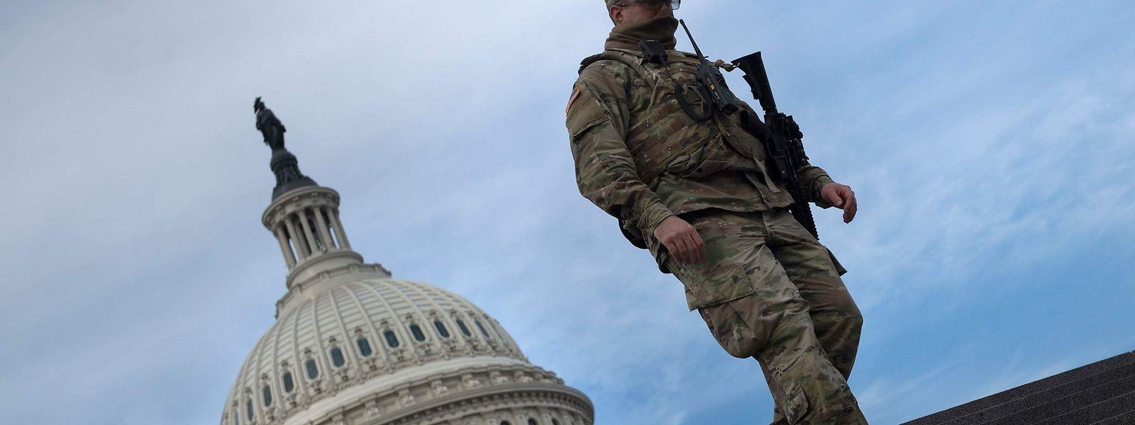 Was mit zahllosen vermeintlich harmlosen Tweets begann, endete mit der Erstürmung des Kapitols in Washington.