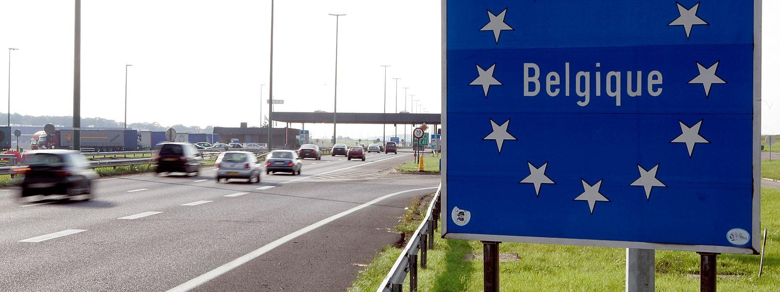douane Belgique