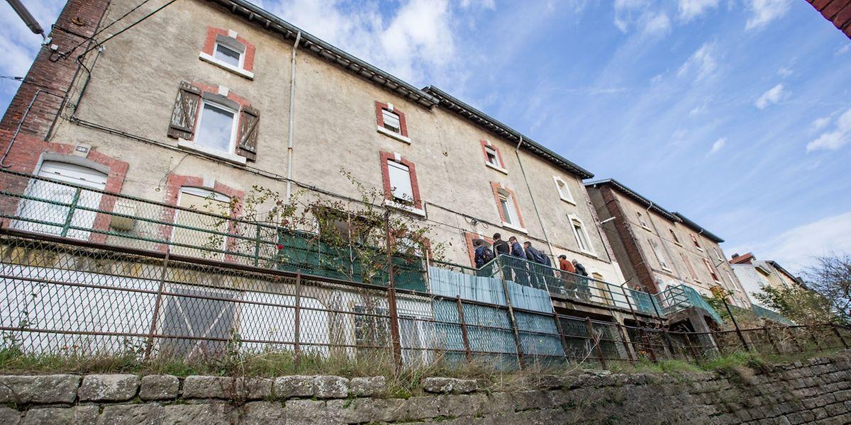 Rund 150 Häuser werden in Villerupt, fünf Autominuten von Esch entfernt, saniert werden.