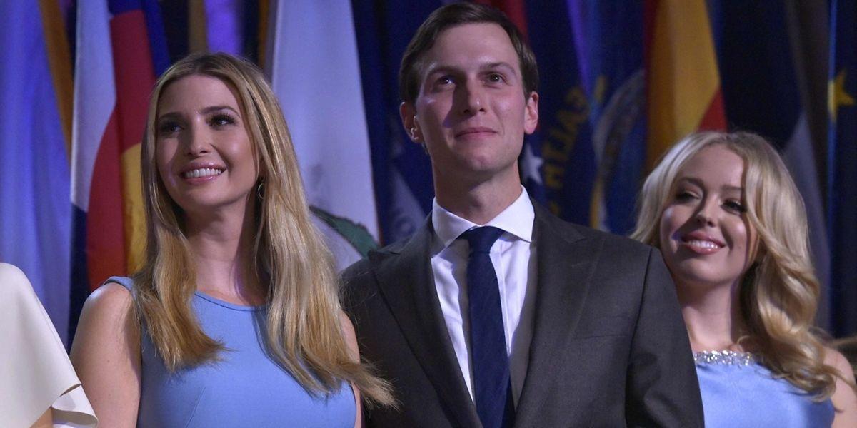 Jared Kushner ist Ehemann von Ivanka Trump (links). Der Immobilienunternehmer gilt als einflussreicher Ratgeber von Donald Trump.