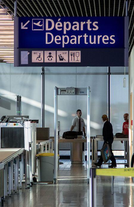 Der Findel verzeichnet immer mehr Passagiere - gut für das Handling-Geschäft der Luxair.